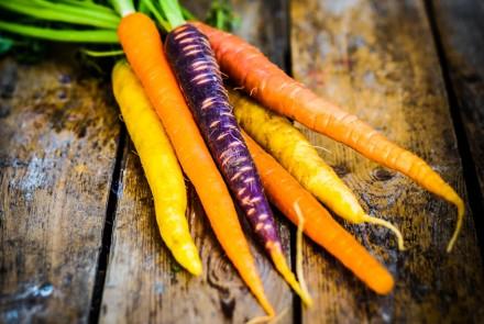 Mix de carottes